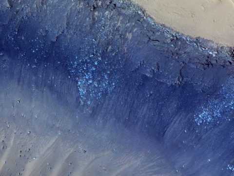 , Huge landforms on Mars may have been caused by mud, not lava, The Circular Economy