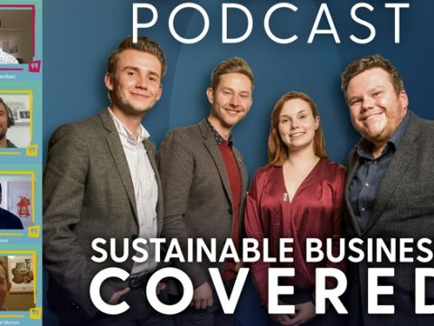 , Sustainable Business Covered podcast: Keeping sustainability going through the Covid-19 lockdown, The Circular Economy, The Circular Economy