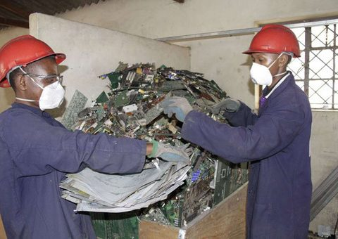 , Electronic Waste: A ticking time bomb, The Circular Economy, The Circular Economy