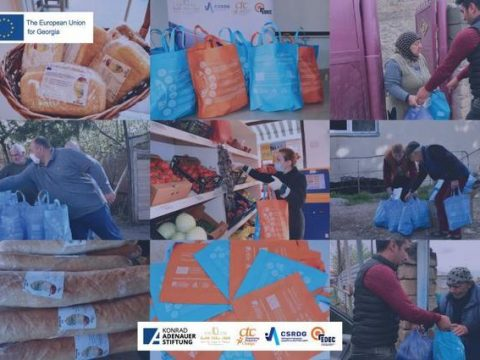 ", EU supported project ""Georgian Civil Society Sustainability Initiative"" implemented innovative ways of delivering information to prevent further spread of COVID-19 – European External Action Service, The Circular Economy"