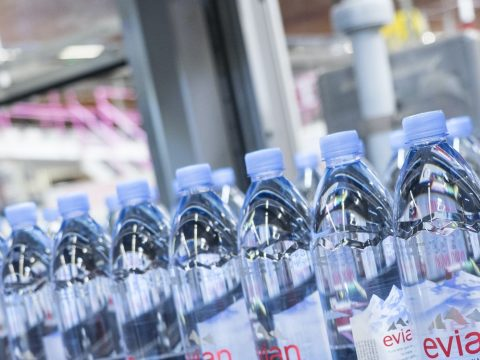 , Evian Sustainability Pledge Spans To Carbon Neutral Certification, The Circular Economy