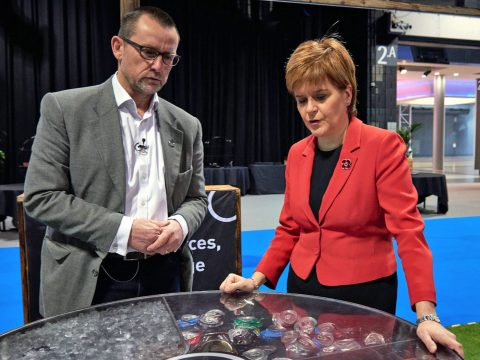 , £1m fund to encourage Scottish businesses to cut out food waste, The Circular Economy, The Circular Economy