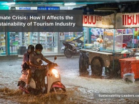 , Effects of Climate Crisis on the Sustainability of Tourism Businesses and Destinations | Sustainability Leaders Project, The Circular Economy, The Circular Economy