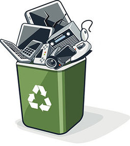 , Electronic & E-Waste Recycling, The Circular Economy
