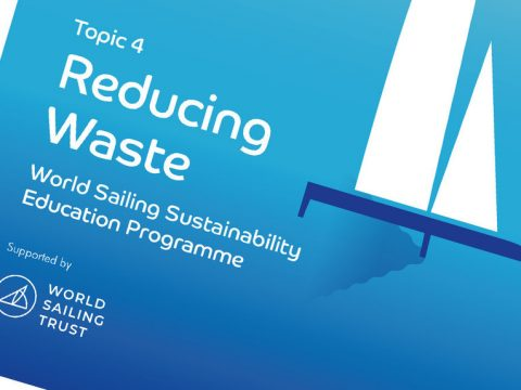 , Sustainability Education Programme Topic 4 – Reducing Waste – available now : World Sailing, The Circular Economy, The Circular Economy
