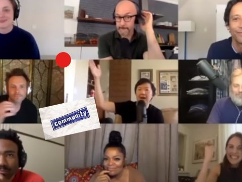 , Community show reunion episode live today at 2PM, The Circular Economy