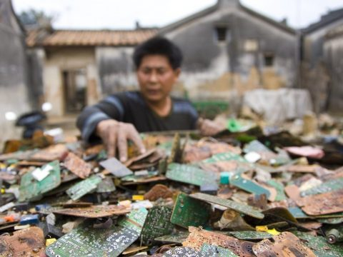 , So You Recycled Your Old Laptop. Here's Where It Might've Gone, The Circular Economy