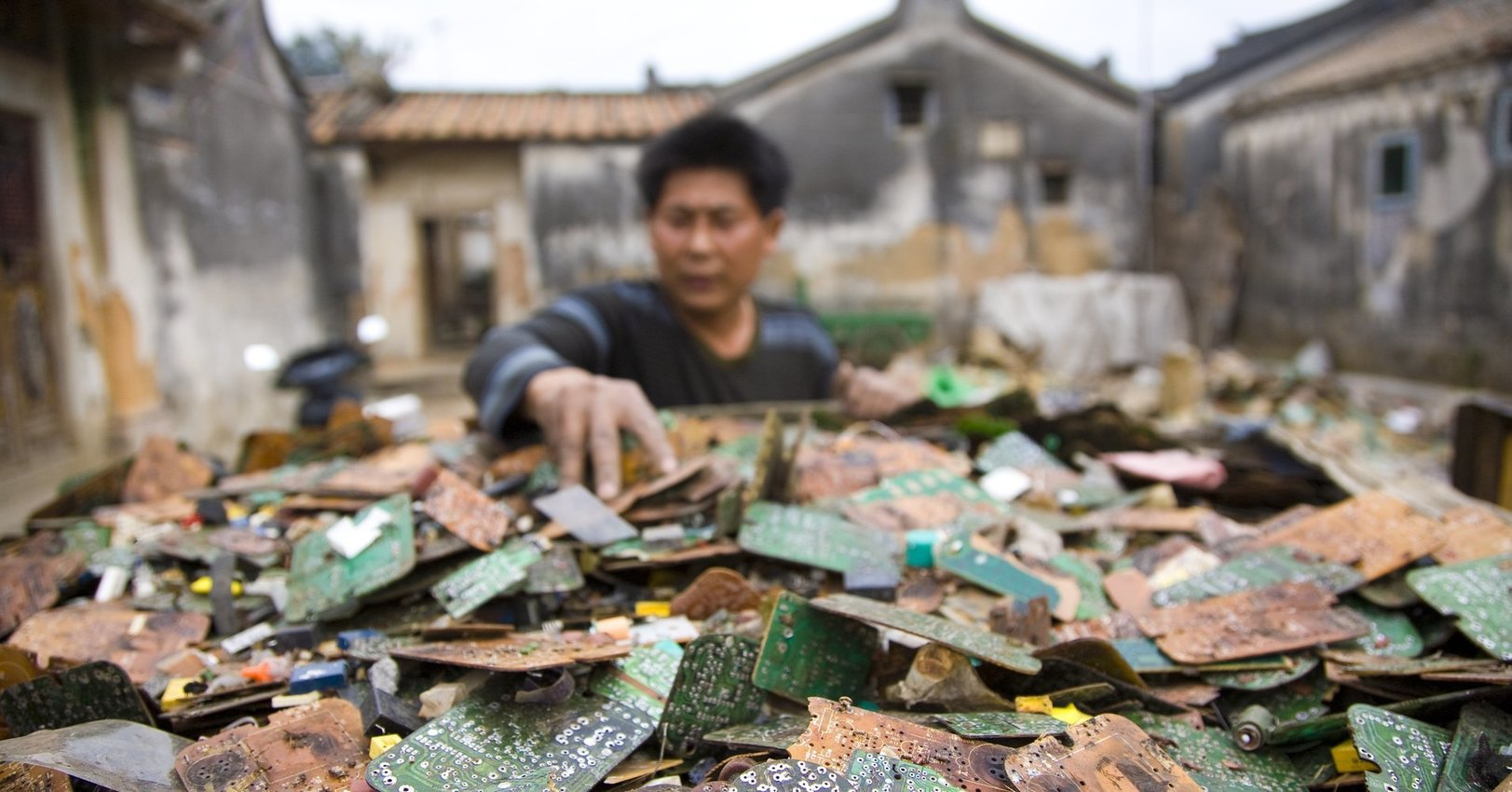 , So You Recycled Your Old Laptop. Here's Where It Might've Gone, The Circular Economy, The Circular Economy