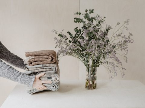 , Natural & Sustainable Blankets and Scarves, The Circular Economy, The Circular Economy