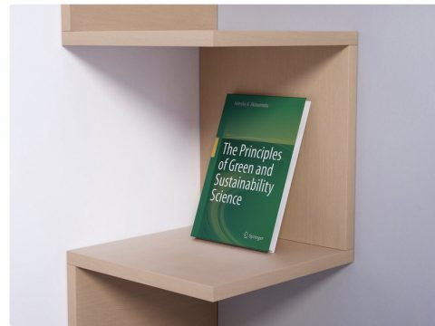 , The Principles of Green and Sustainability Science Book —, The Circular Economy