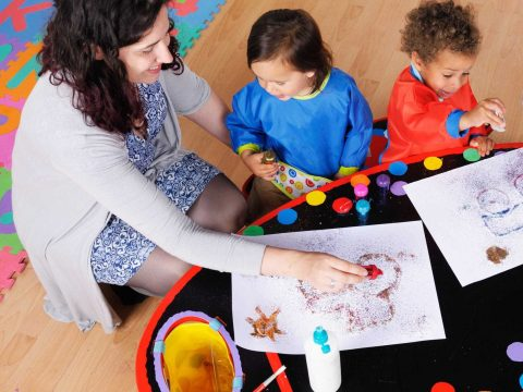 , Crunch time? Sustaining and improving the early years and childcare sector through COVID-19 and beyond, The Circular Economy