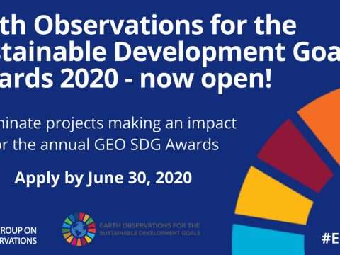 , Announcing the Group on Earth Observations Sustainable Development Goals (GEO SDG) Awards 2020, The Circular Economy