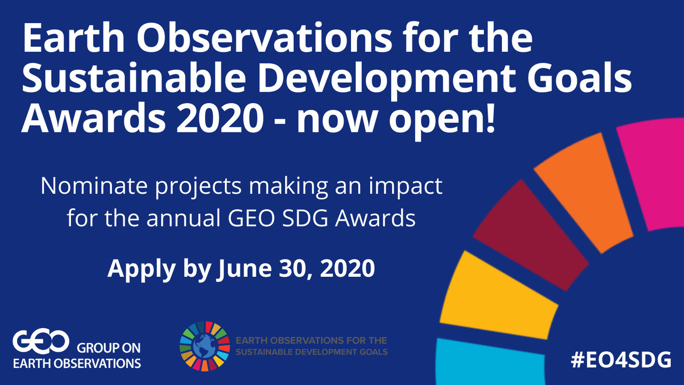 , Announcing the Group on Earth Observations Sustainable Development Goals (GEO SDG) Awards 2020, The Circular Economy, The Circular Economy