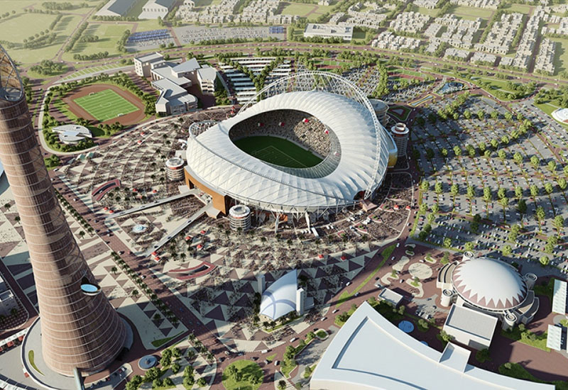 , Gulf Organisation for Research and Development highlights sustainability facts about Education City Stadium, The Circular Economy, The Circular Economy