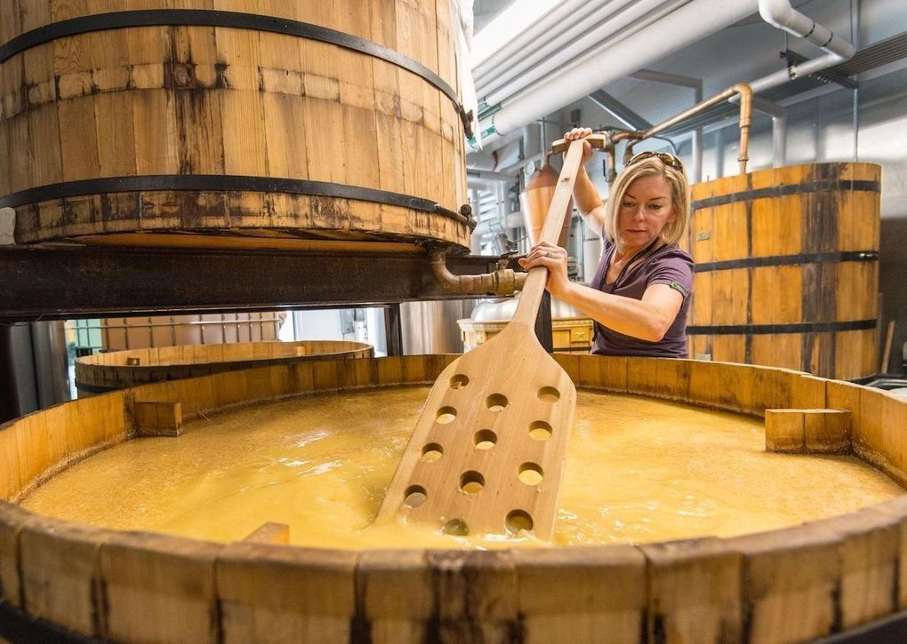 , How the distilling industry is approaching sustainability, The Circular Economy, The Circular Economy