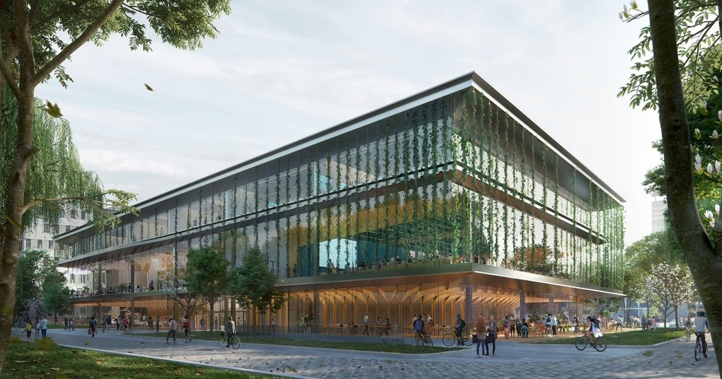 , Under-construction college campus offers lessons in sustainability, The Circular Economy, The Circular Economy