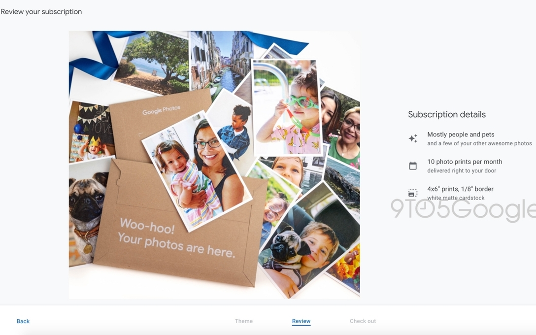 , Google Photos printing subscription is closing after just four months, The Circular Economy, The Circular Economy