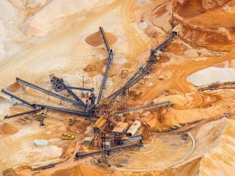 , Driven to Extraction: Can Sand Mining be Sustainable? by Oli Brown and Pascal Peduzzi, The Circular Economy