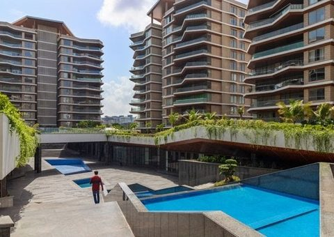 , India Art n Design inditerrain: A sustainable micro-environment is the hallmark of this Surat building by Sanjay Puri Architects, The Circular Economy, The Circular Economy