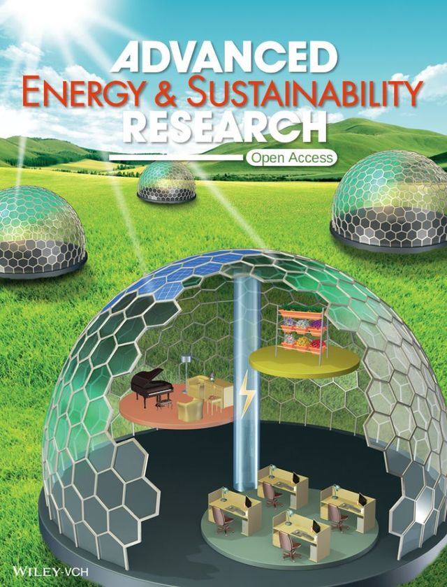 , Advanced Energy and Sustainability Research, The Circular Economy, The Circular Economy