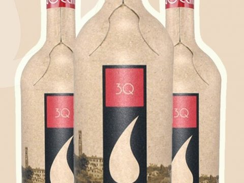 , Recycled paper wine bottle launched by Frugalpac, The Circular Economy, The Circular Economy
