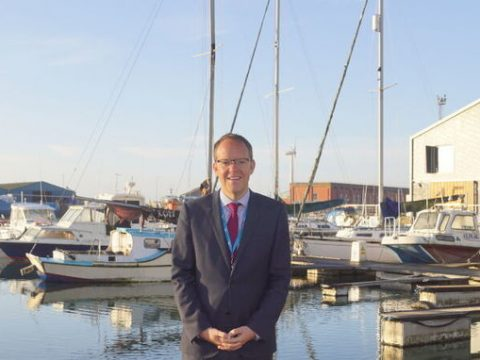 , Shoreham Port CEO talks people, business and sustainability – Brighton Chamber, The Circular Economy, The Circular Economy