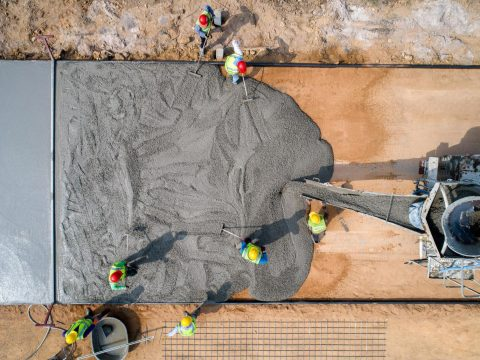 , Concrete solutions to sustainable materials | Feature, The Circular Economy
