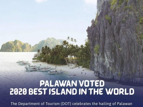 , DOT CELEBRATES AS PALAWAN RECLAIMS BEST ISLAND IN THE WORLD CITATION The Department of Tourism (DOT) today celebrates the hailing of Palawan as it reclaims the Best Island in the World title by ren…, The Circular Economy