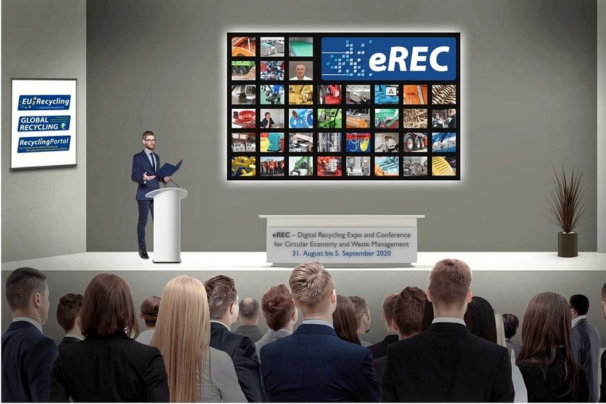 , Sign Up for Your Virtual Experience: Be Part of eREC 2020!, The Circular Economy
