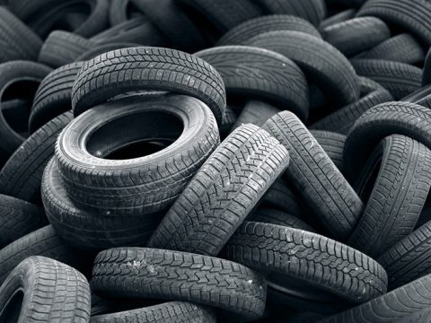 , Tyre waste recycling plant to be built in the UK, The Circular Economy