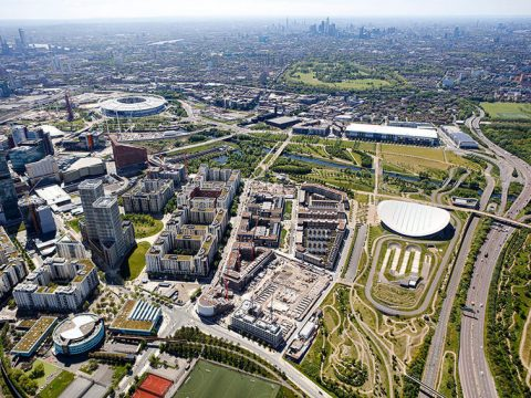 , Eco Green Roofs Supplies Sustainable Roof Systems for Landmark Olympic Park Development, The Circular Economy, The Circular Economy