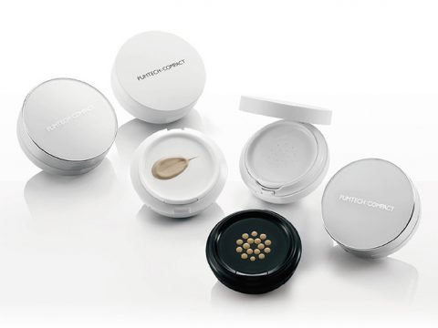 , HCP Packaging launches new airless compacts and jars, The Circular Economy
