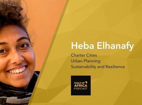 , Heba Elhanafy on building sustainable and resilient cities to improve livelihoods, The Circular Economy, The Circular Economy