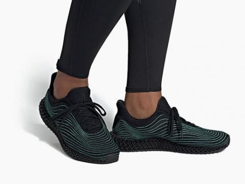 , Sustainably Stylish Sneakers : Adidas 4D Parley, The Circular Economy