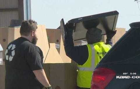 , Sedgwick County to offer free e-waste recycling events – KAKE, The Circular Economy