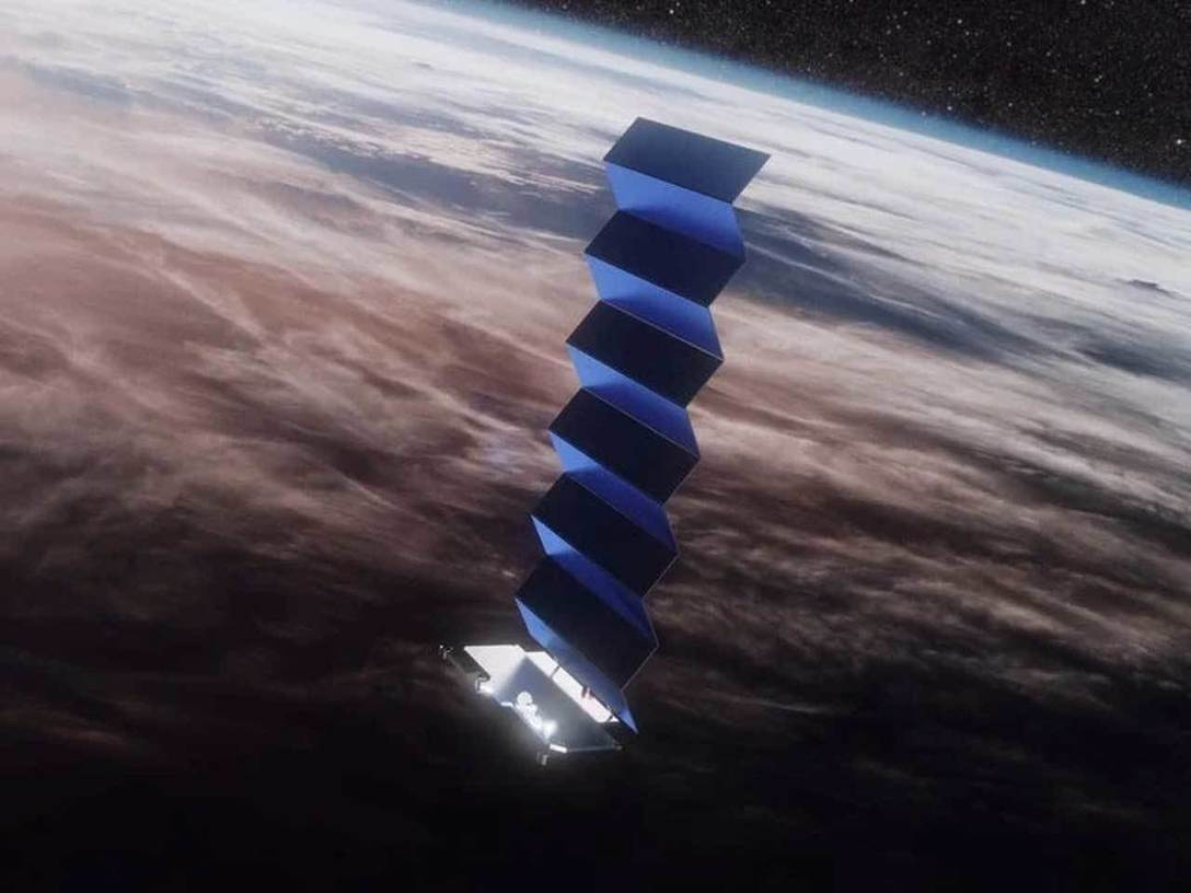 """, SpaceX launches 57 new """"VisorSat"""" Starlink satellites, The Circular Economy"""