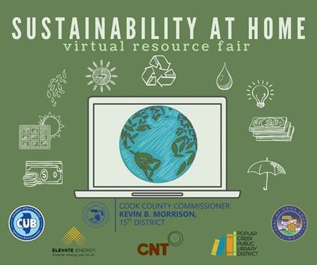 , Sustainability At Home: Environmental Resource Fair, The Circular Economy