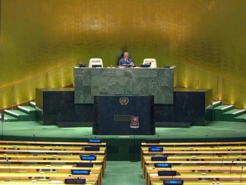 , UN Live United Nations Web TV – Meetings & Events – Launch of the United Nations Secretary-General's Report on the Task Force on Digital Financing of the Sustainable Development Goals, The Circular Economy