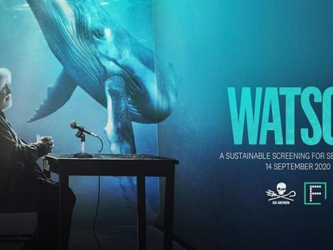 , 'Watson' A Sustainable Screening for Sea Shepherd Registration, Mon 14/09/2020 at 7:00 pm, The Circular Economy