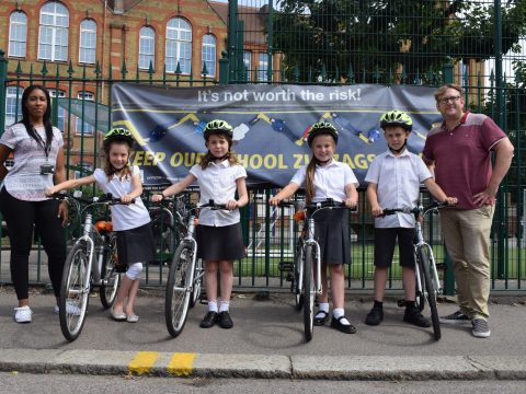 , Travel to school in a sustainable way | Enjoy Waltham Forest, The Circular Economy