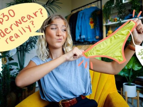 , trying every sustainable UNDERWEAR brand so you don't have to, The Circular Economy