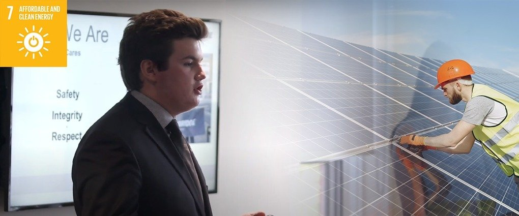 , Sustainable Development Goal 7: Affordable and Clean Energy | Gordon S. Lang School of Business and Economics, The Circular Economy