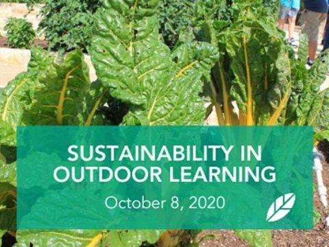 , EcoRise: Sustainability in Outdoor Learning Tickets, Thu, Oct 8, 2020 at 5:00 PM, The Circular Economy