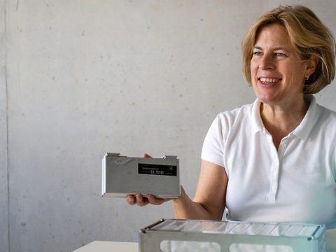 , Faces of Sustainability: Gesa Reimelt | Daimler > Sustainability > Faces of Sustainability, The Circular Economy