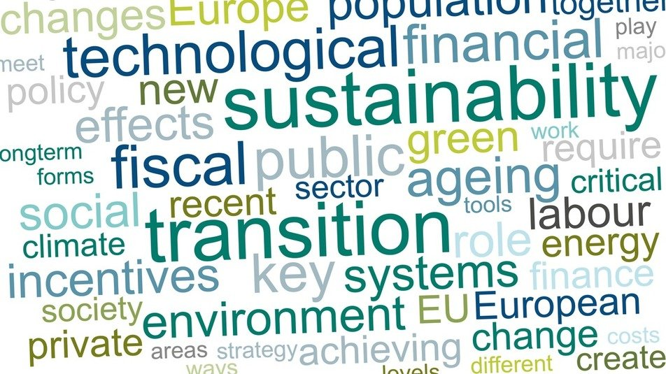, Ageing population, emerging technologies and fiscal sustainability can influence EU's path to sustainable future, The Circular Economy