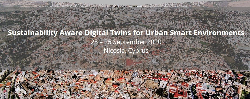 , RISE – EnviroInfo2020 Conference: Digital Twins for Sustainability The Digital Edition organized by RISE C, The Circular Economy