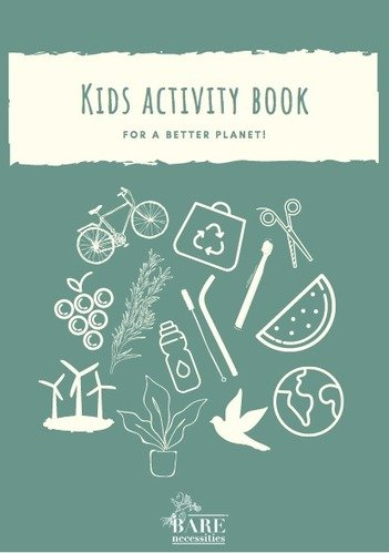, Kids Activity Book – All things Sustainability! –, The Circular Economy