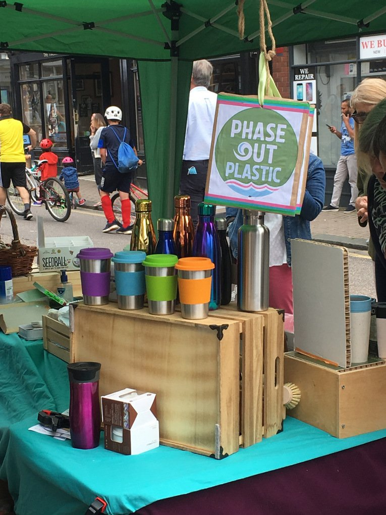 , Sun 25 Oct St Albans Sustainable market, The Circular Economy