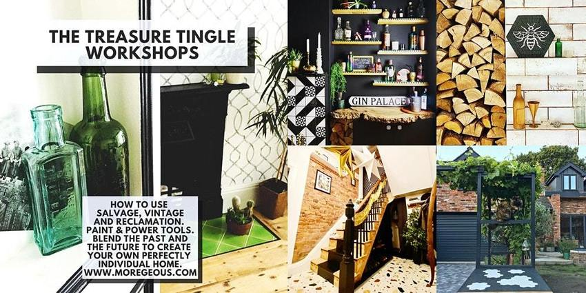 , Treasure Tingle Workshop: Sustainable Salvage To Create A Unique Home Tickets, Sat 14 Nov 2020 at 10:00, The Circular Economy