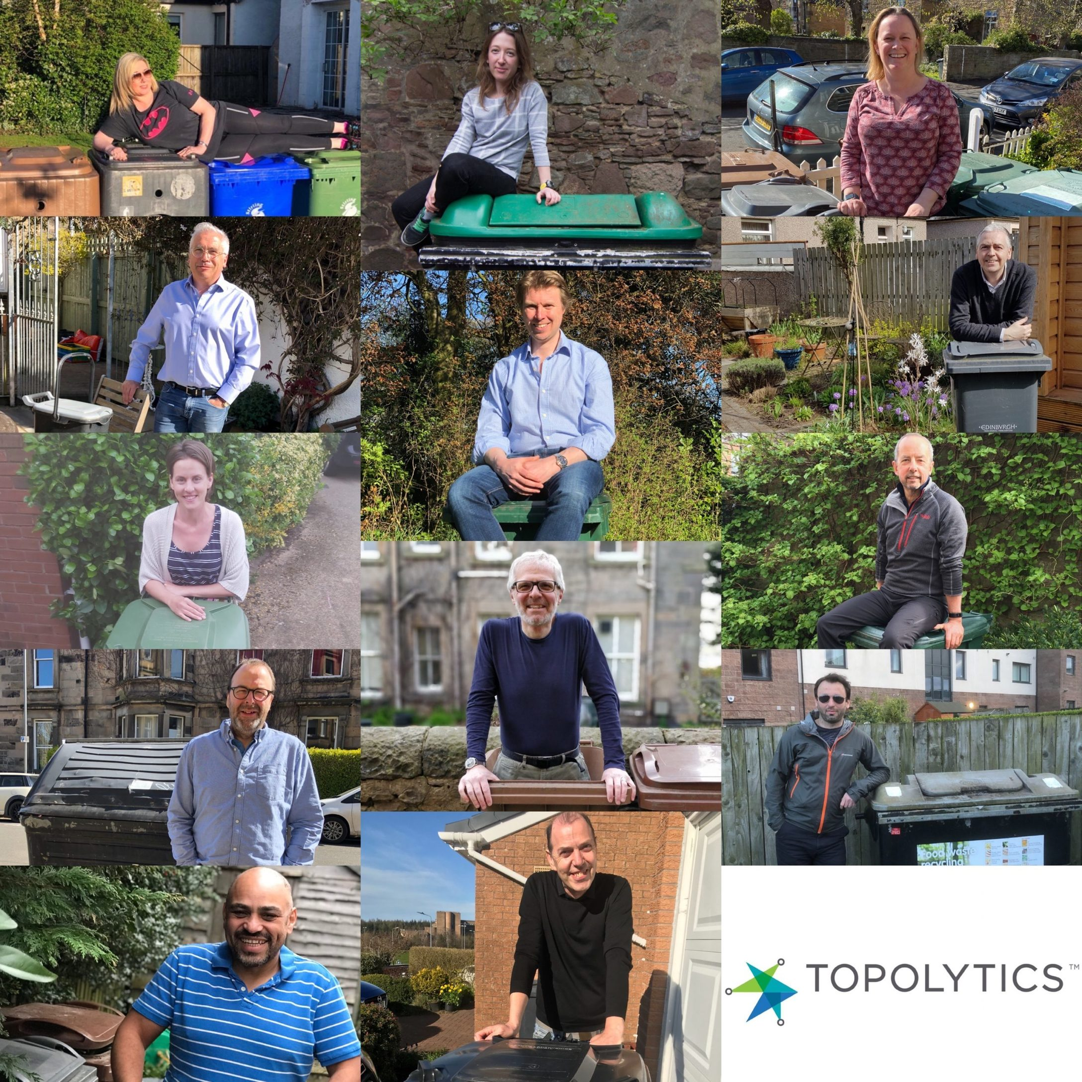 , Topolytics: Mapping the world's waste and enabling the circular economy #TheNextGeo, The Circular Economy